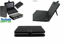Funda Tablet 10'' Universal con teclado (Book Cover Case with keyboard)