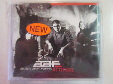 ALIEN ANT FARM ATTITUDE 6 TRK 2001 CD SINGLE W/LIVE ACOUSTIC VERSIONS +VIDEO NEW