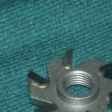 Six Flute Router Blade -- Cue Components Cue Making Building Parts Supplies