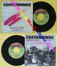 LP 45 7'' ALEC R. COSTANDINOS Something's cookin The mountain 1981 no cd mc dvd*