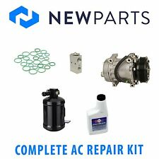 Jeep Cherokee 1991-1993 4.0L Full AC A/C Repair Kit with New Compressor & Clutch