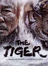 The Tiger, New DVD, Kim Sang-ho, Jung Man-sik, Choi Min-sik, Park Hoon-jung