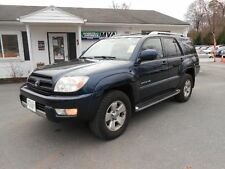 Toyota: 4Runner Limited 4X4
