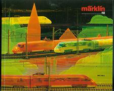 Alter Katalog Märklin HO 1987/88 D Eisenbahn Bahn Fotos Beschreibungen