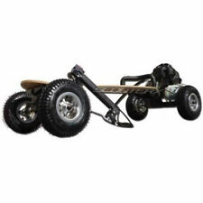 Gas Powered Skateboard 49cc Motorized ScooterX SkaterX