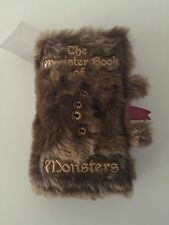 Universal Studios the Monster Book of Monsters iPhone 6 6S Case Wallet New Tags