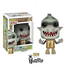 POP! Animation 120 The Box Trolls FISH Collectible Vinyl Figure by FUNKO