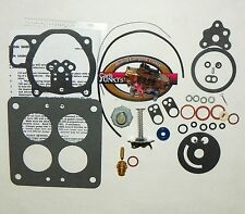 Holley 4000 Carburetor Repair Kit Ford Linc Merc 56 57 Teapot Alcohol Resistant