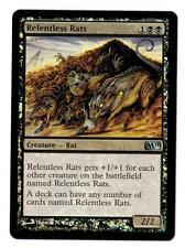 MTG Core Set 2011 - Relentless Rats - Foil