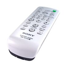 *NEW* Genuine Sony HiFi Remote Control for HCD-RG590 / CMT-HPZ9