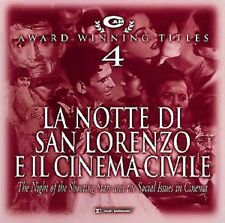 CAM Award Winning Titles Vol 4: (New/Sealed CD) Morricone/Piccioni/Ortolani etc