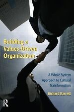 Building a Values-Driven Organization by Richard Barrett (2011, Paperback)