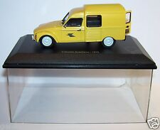 NOREV CITROEN ACADIANE 1978 POSTES POSTE PTT 1/43 in box occasion