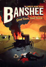 Banshee: The Complete Second Season 2 (DVD, 2014, 4-Disc Set)