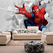 Custom Wallpaper 3D Cartoon Character Mural Children's Bedroom Living Room Decor