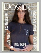 Dossier 12,Missy Rayder,Mike Brodie,Jack Black,Sheila Hicks,Haifaa al-Mansour