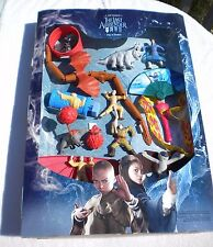 The Last Airbender McDonald's Promotional Display Action Figures Complete Rare