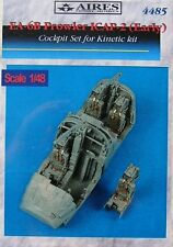 Aires 1/48 EA-6B Prowler ICAP-2 (Early) Cockpit Set for Kinetic kit # 4485
