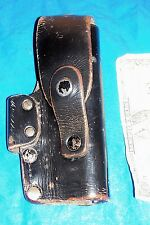 Sig Sauer German Police Pistol Holster AKAH-7/87 Gun 9mm Auto Automatic Leather