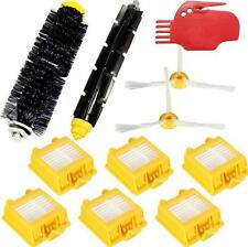 11Pcs Vacuum Cleaner Filters Brush Pack Kit iRobot Roomba 700 Series 760 to 790