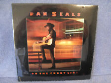 Dan Seals, On The Front Line, EMI America PW 17231, 1986, SEALED, Country Rock