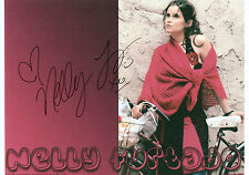 NELLY FURTADO Signed 12x8 Photo MANEATER COA