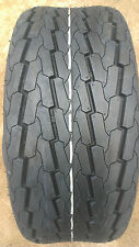 2 - 20.5X8.0-10 10 Ply Boat Trailer Tires DS7113