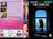 Punch-Drunk Love - Adam Sandler - Video Promo Sample Sleeve/Cover #17824