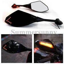 Motorcycle Rear Mirrors For Honda CBR300R CBR500R CBR250R CBR125R SUZUKI GSXR US