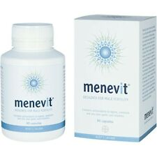 MENEVIT 90 CAPSULES - sperm fertility pregnancy health conception - CHEAPEST!