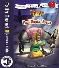I Can Read! / Adventure Bible: Paul Meets Jesus (2016, Paperback)