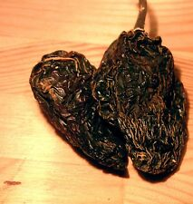 Mexican Gourmet Dried Chipotle Chilli Pepper, 2.53 Oz. Delicious dried Jalapeño!