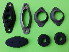 1939 1940 1941 Plymouth Dodge Chrysler Firewall Grommet Set OEM MoPaR Desoto