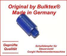 Schalldämpfer G 1/4'' Steuerventil von Corghi Reifenmontiermaschine Neu Bulktex®