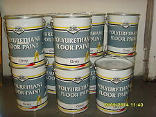 garage floor paint 20lts red and grey