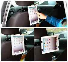Universal Car Seat Headrest Mount Holder For iPad mini1/2/3/4 Air Tablet Galaxy