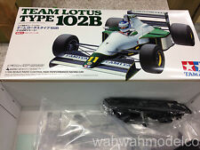 Tamiya 84287 RC 1/10 Team Lotus Type 102B - F104W Formula Kit