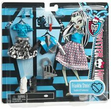 MONSTER HIGH DELUXE FRANKIE STEIN DOLL CLOTHES/SET ~  BRAND NEW IN PCKG ~