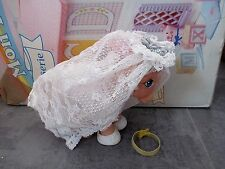 MLP mon petit poney my little pony G1 wear habit robe de mariée bride dress