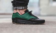 Nike Air Max 1 VT QS Vac Tech Green Pack Black Mens Running Shoes [831113-300]
