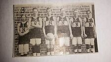 Silver City Normal New Mexico High School 1912-1913  Basketball Team Picture