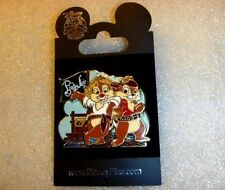 Disney pin DLR - Pirate's Lair on Tom Sawyer Island - Chip and Dale