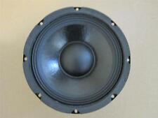 """NEW 8"""" Woofer Replacement Speaker.Guitar.4 ohm.Driver.Pro Audio.8.25"""" frame."""