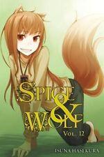 Spice and Wolf: Novel v. 12, Isuna Hasekura