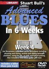 Stuart Bull ADVANCED BLUES Lick Library Gitarre In 6 sechs Wochen DVD 4 Erfahren
