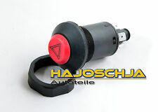 Hazard light switch Indicator Switch Tractor Tug Excavator for Case Santos Fend
