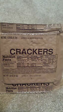 Meal Ready to Eat (MRE) Crackers 15Pcs Saltine Cracker Cadet Ration IMP