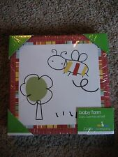 Coco & Company, Baby Farm - 2 Piece Canvas Art Set, NEW IN PACKAGE