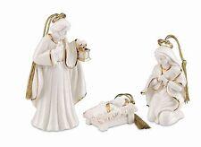 Lenox Nativity Holy Family 3 Piece Figurine Set NEW IN BOX!