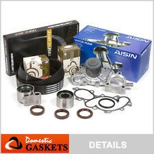 95-04 Toyota Tacoma Tundra 3.4 Mitsuboshi Timing Belt AISIN Water Pump Kit 5VZFE